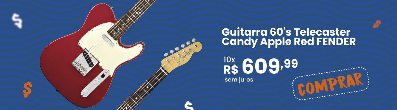 Guitarra-60s-Telecaster-Femder