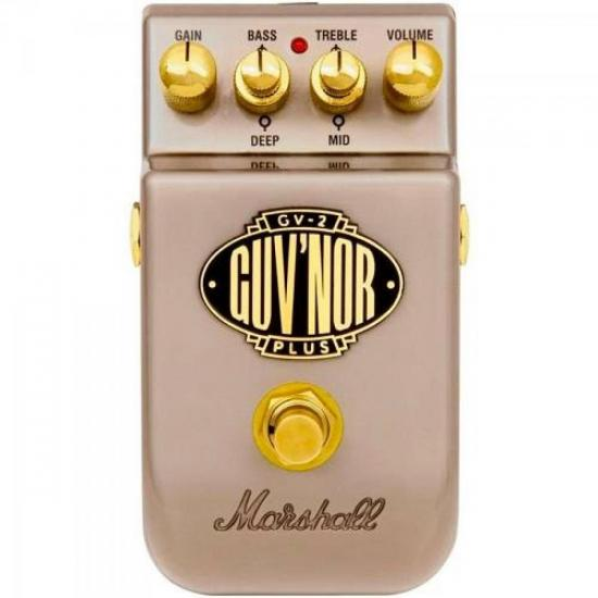 Pedal Para Guitarra GV-2 Guv'nor Plus Overdrive MARSHALL (12924)