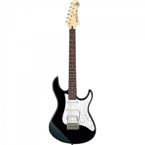 Guitarra Pacifica 012 Preta YAMAHA (16205)