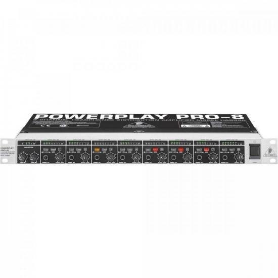 Amplificador para Fone de Ouvido Power Play HA8000 BEHRINGER (21365)
