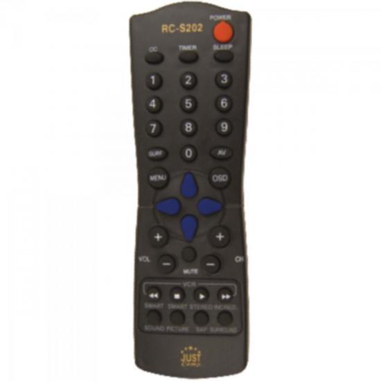 Controle Remoto para TV PHILIPS Linha PT 20PT524/21PT534 GENÉRICO (21841)