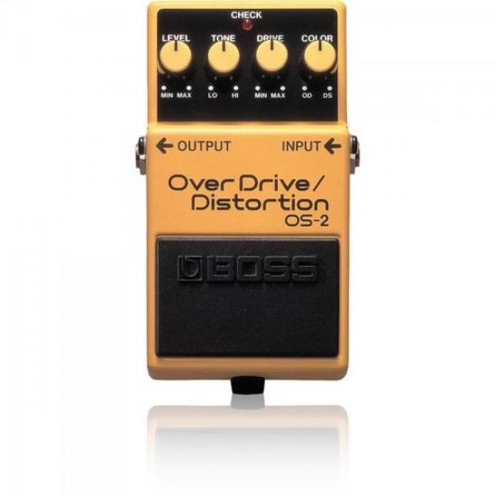 Pedal Overdrive/Distortion OS2 BOSS (25855)