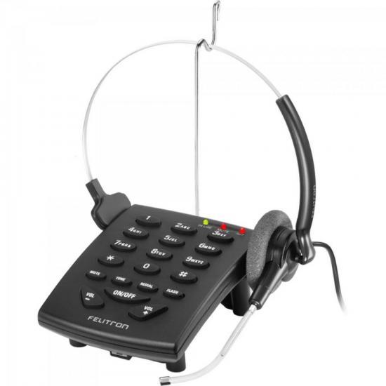 Telefone Headset STILE S8010VG FELITRON (27549)