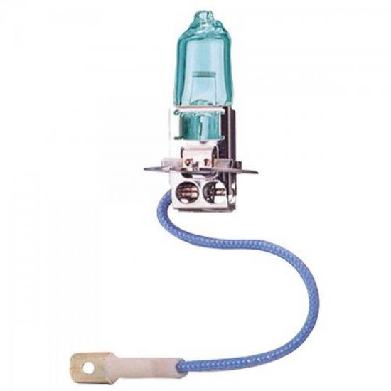 Lâmpada para Farol Blue Vision Blister c/1 Lâmp. H3 12V 55W PHILIPS (27678)