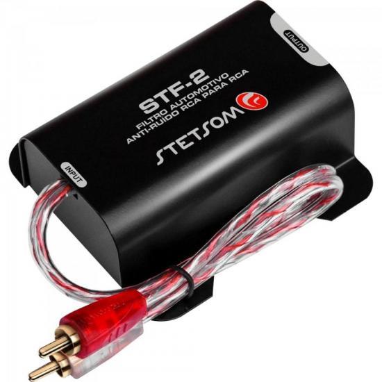 Filtro Antirruído para Automóveis STF2 STETSOM (34253)