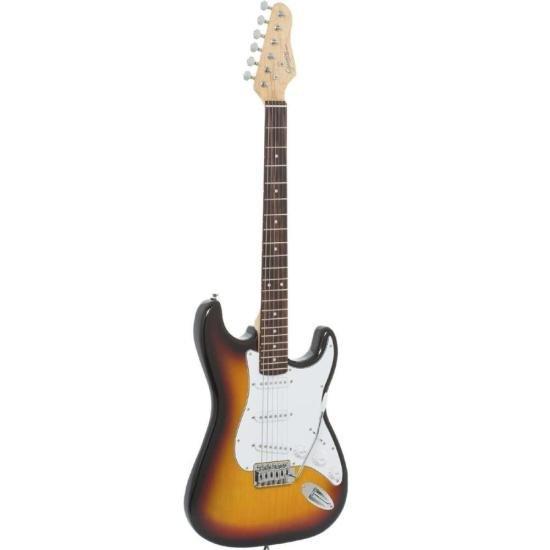 Guitarra Strato G-100 Sunburst GIANNINI (38402)