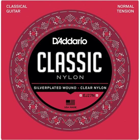 Encordoamento para Violão em Nylon EJ27N D'ADDARIO