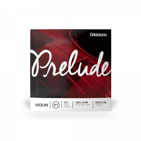 Encordoamento Para Violino 4/4 J810 D'ADDARIO (4661)