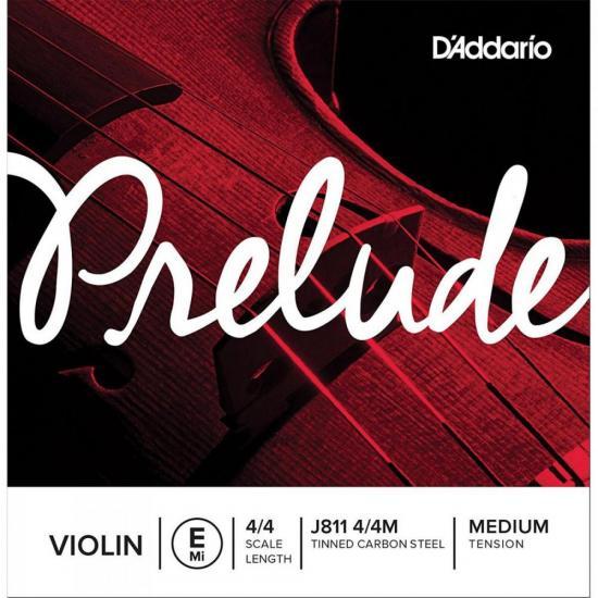 Corda para Violino Prelude J811 MI D`ADDARIO (4662)