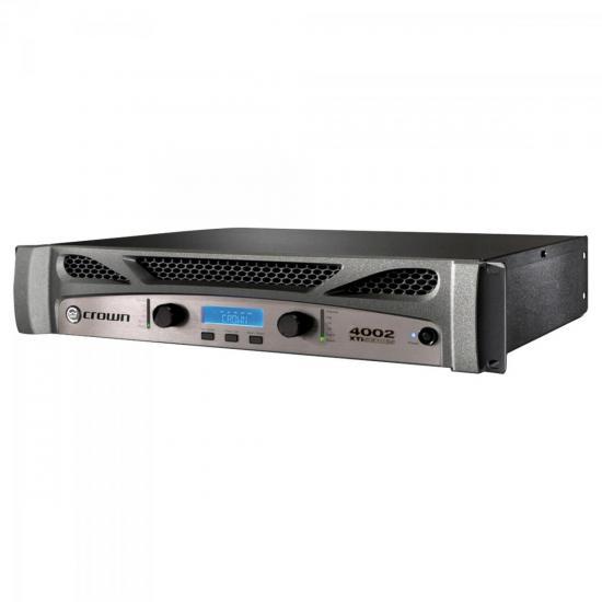 Amplificador GXTI4002 3200W 2R CROWN (46991)