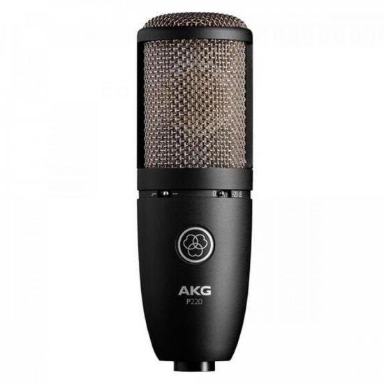 Microfone Perception 220 Preto AKG (47355)