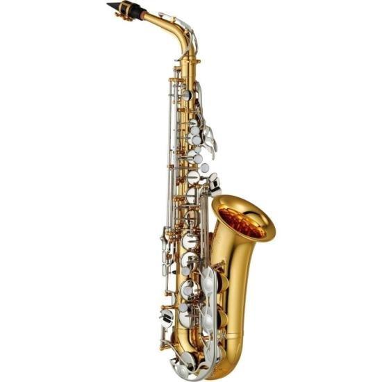 Saxofone Alto Eb YAS-26 YAMAHA (48935)