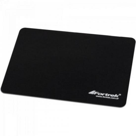 Mouse Pad (180x220mm) BAP-102BK Preto FORTREK (51920)