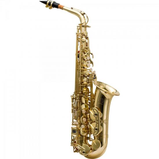 Saxofone Alto Eb HAS-200L Laqueado HARMONICS (53807)