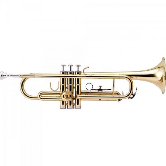 Trompete Bb HTR-300L Laqueado HARMONICS (53809)