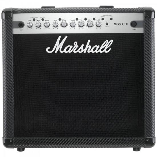Combo MG50CFX 1X12 50W Preto MARSHALL (54595)