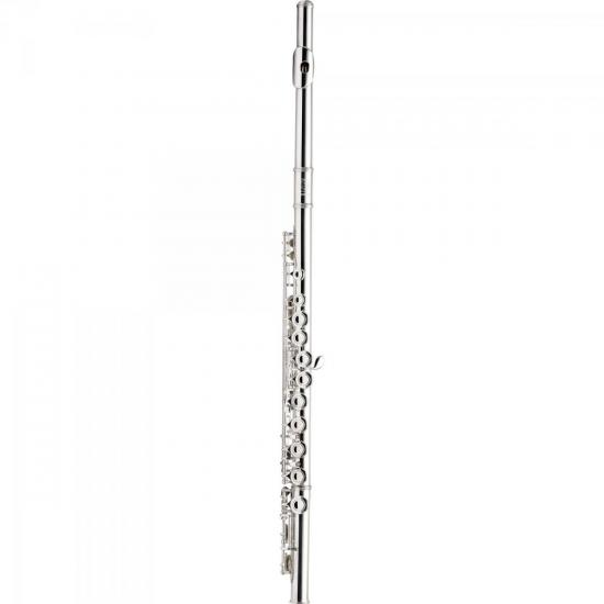 Flauta Transversal Soprano C HFL-6238S Prata HARMONICS (55319)