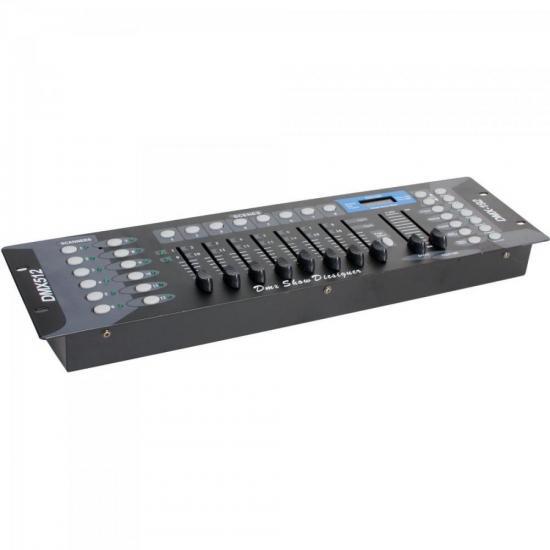 Mesa Controladora DMX 192 Canais ATC192 ALLTECHPRO (55334)