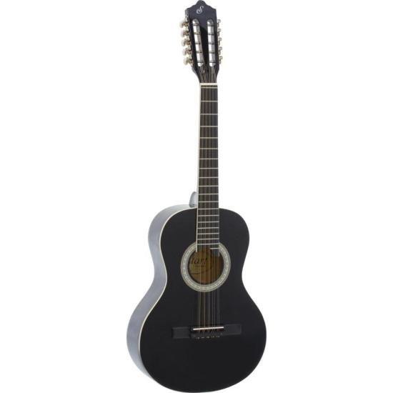 Viola Acústica Aço VS14BK Preto GIANNINI (55532)