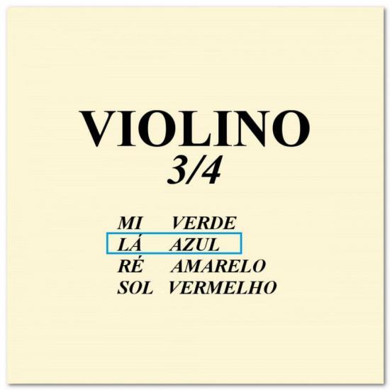 Corda p/ violino 3/4 LA CALIXTO (56585)