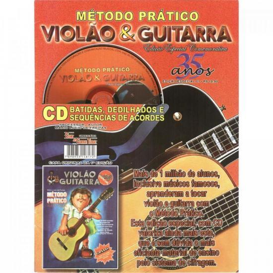 Método Prático Violão e Guitarra COM A CORDA TODA