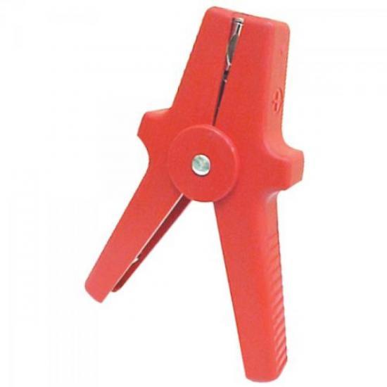 Garra Bateria Isolada Gigante GI35 Vermelho 120A FUSIBRAS (5729)