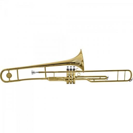 Trombone de Pisto Bb HSL-900L Laqueado HARMONICS (58745)