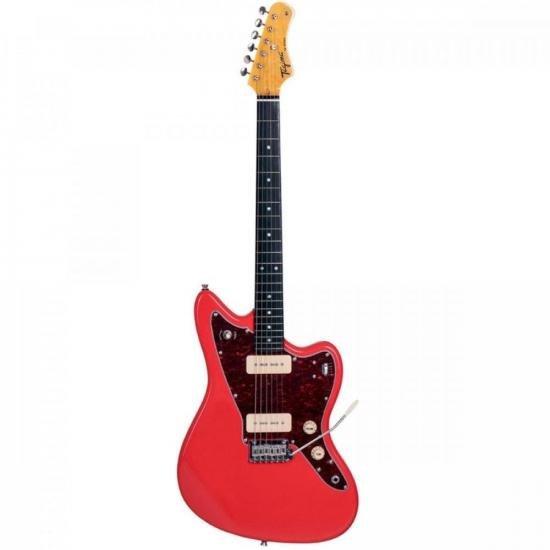 Guitarra Woodstock TW61 Fiesta Red TAGIMA (59238)