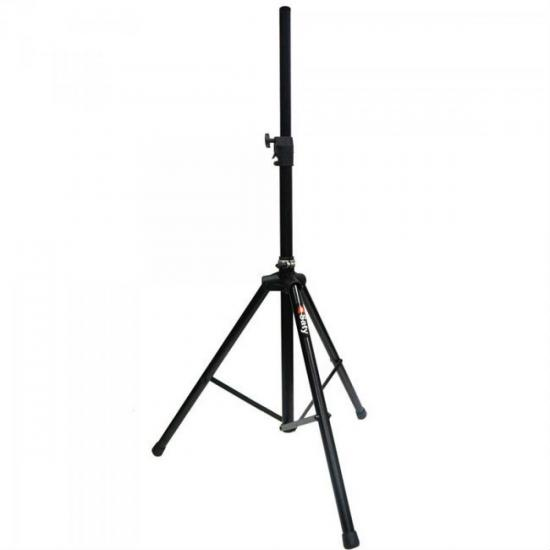 Suporte Girafa Para Caixa de Som TS-08 Preto SATY (59352)