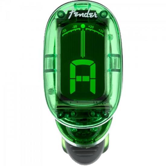 Afinador Cromático California Series FT-1620 Verde FENDER (60210)