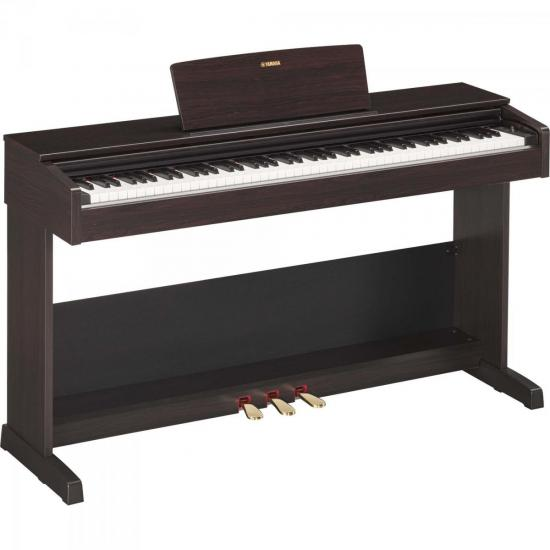 Piano Digital ARIUS YDP-103R Marrom YAMAHA (62047)