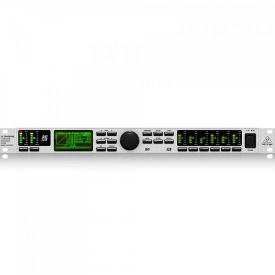 Processador Ultradrive Pro DCX2496LE BEHRINGER (62580)