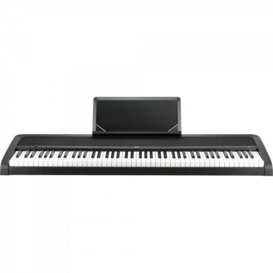 Piano Digital B1-BK Preto KORG (63006)