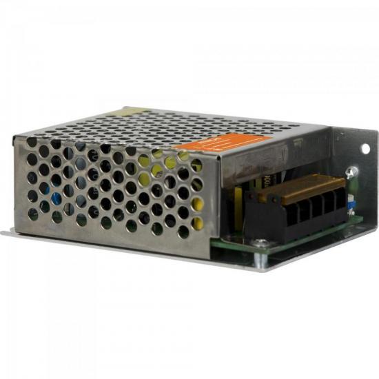 Fonte Colmeia 12VDC 5A 60W Bivolt Automatica FTC1205 HAYONIK (63160)