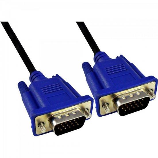 Cabo VGA Para Monitor CBX-MVGA15 HDBM15XHDBM15 1,5M EXBOM (63178)