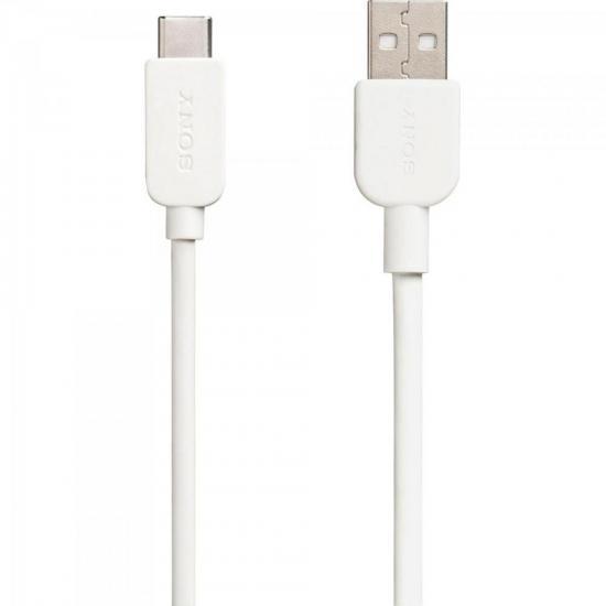 Cabo USB tipo C CP-AC100 Branco SONY (63989)