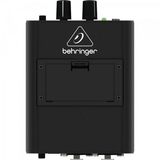 Amplificador de Fone In-Ear P1 POWERPLAY Preto BEHRINGER (64244)
