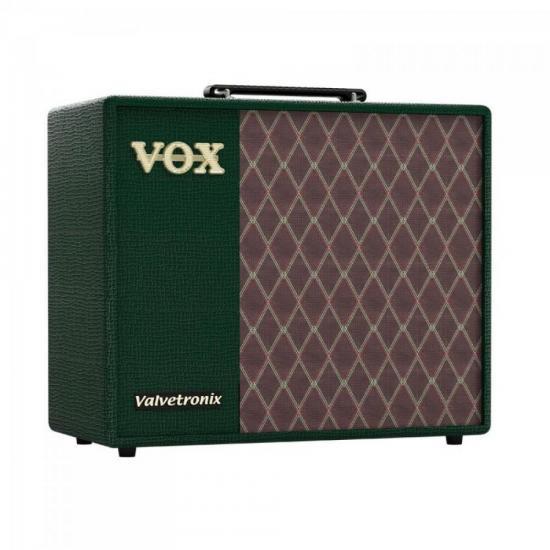 Combo VALVETRONIX VT40X Preto VOX (65327)