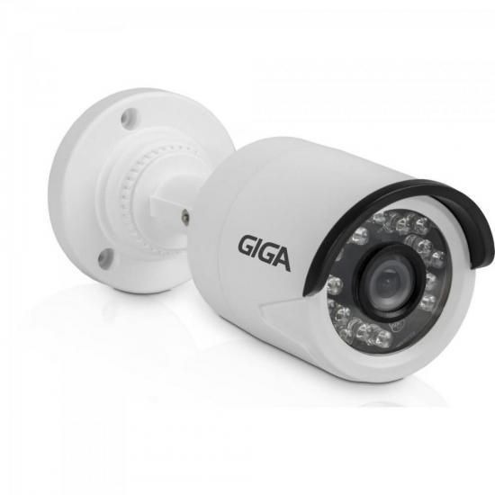 Camera Bullet 3,6mm Infra 20m 1080P Open FULL HD (4 em 1) Sony Exmor (65980)