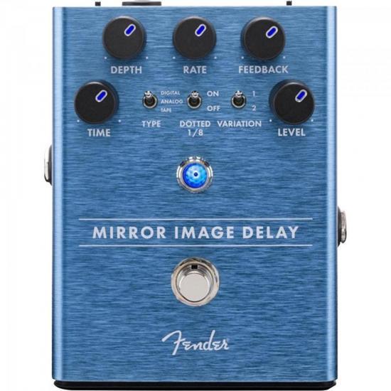 Pedal Para Guitarra Mirror Image Delay FENDER (66926)