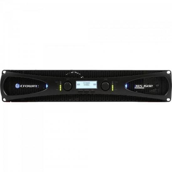 Amplificador 1050W 120V RMS XLS 1502 CROWN (67081)