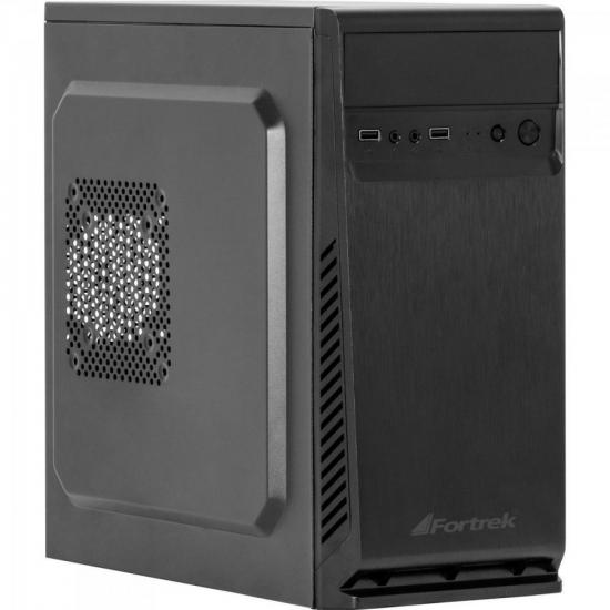 Gabinete ATX SC501BK Preto FORTREK (67244)