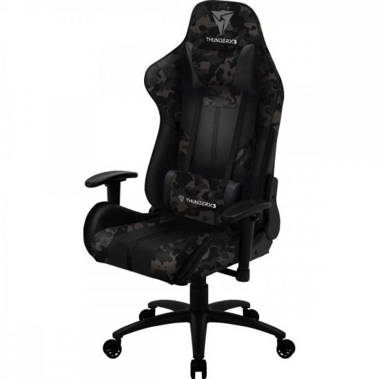 Cadeira Gamer BC3 CAMO/CZ Black Hawk THUNDERX3 (67994)