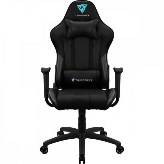 Cadeira Gamer EC3 Preta THUNDERX3 (67998)