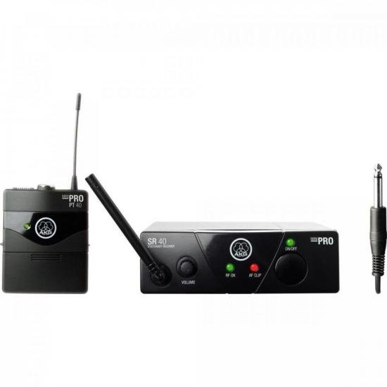 Sistema Wireless WMS40 US25B AKG (68421)