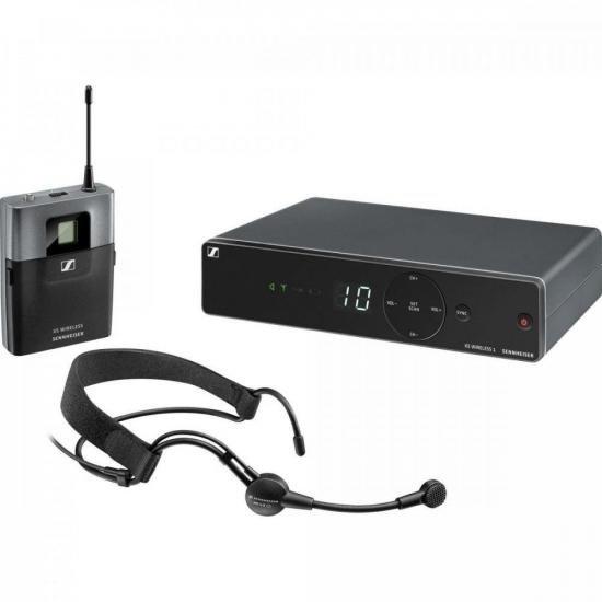 Microfone sem Fio Condensador XSW1-ME3-A SENNHEISER (68925)