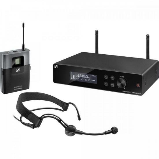 Microfone sem Fio Auricular XSW2-ME3-A SENNHEISER (68934)