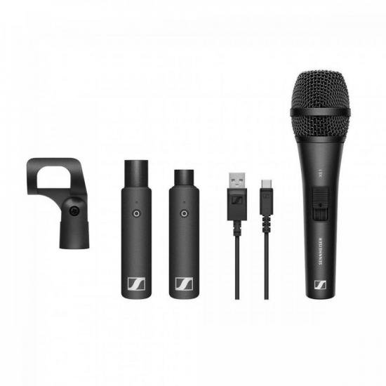 Kit Microfone sem Fio XSW-D Vocal Set SENNHEISER (68956)
