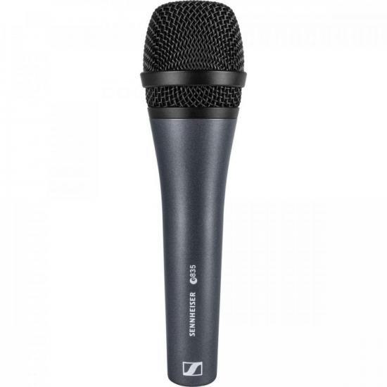Microfone Dinâmico Cardióide E835 SENNHEISER (68980)