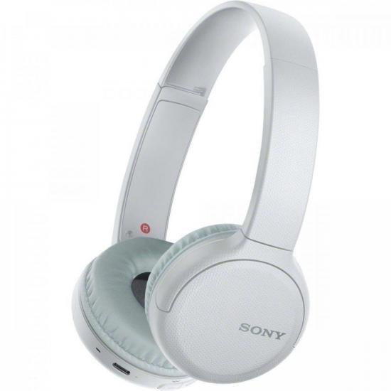 Fone Bluetooth WH-CH510 Branco SONY (70683)